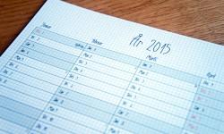 Gratis print-selv 2015-kalender