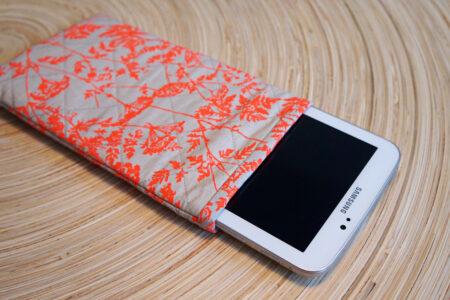 StyleDesignCreate: Quiltet tablet-sleeve