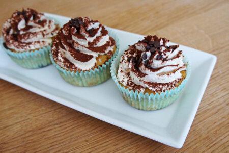 StyleDesignCreate: Tiramisu cupcakes