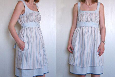 Azalea-kjole