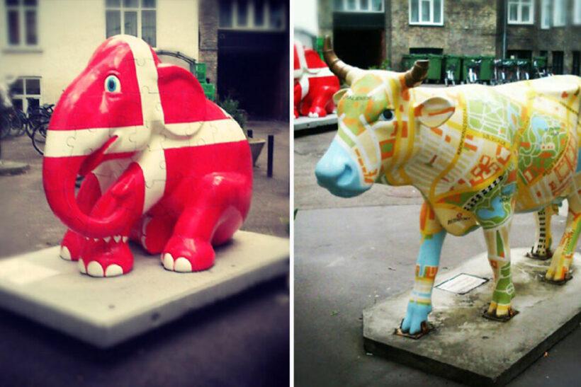 Dyr i København