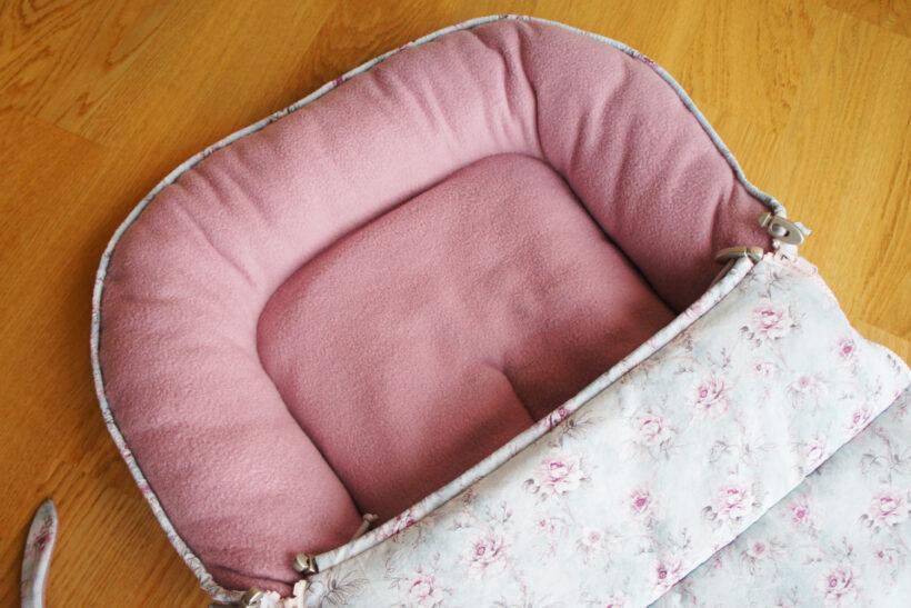 Kørepose til baby
