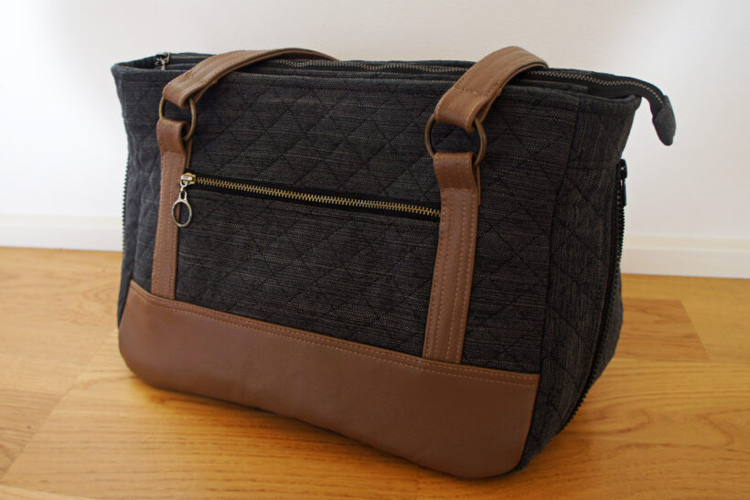 DIY taske i variabel størrelse