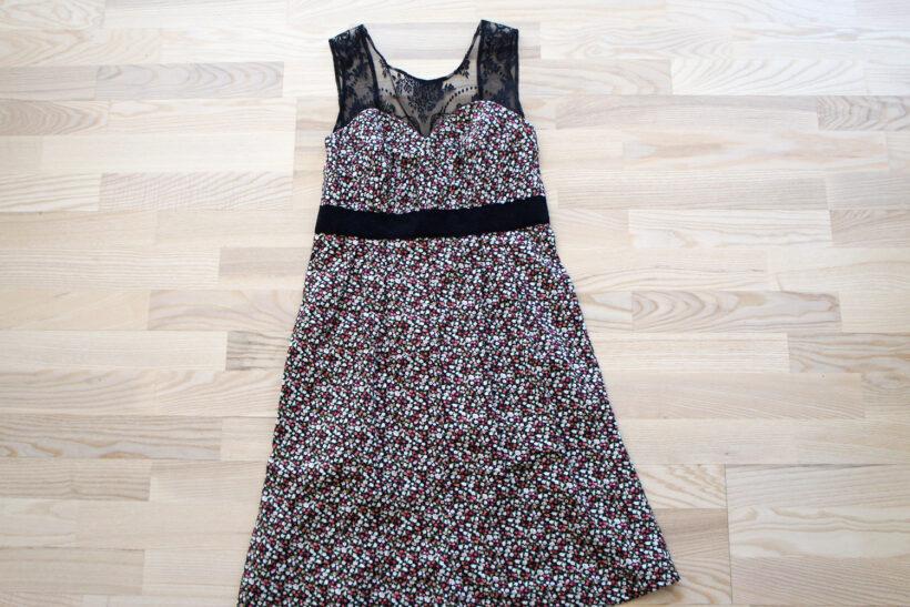 StyleDesignCreate: Blomstret sommerkjole