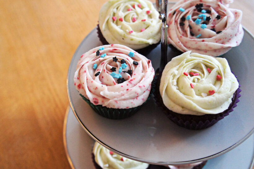 StyleDesignCreate: Cupcakes