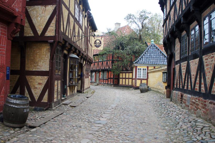 Den gamle by