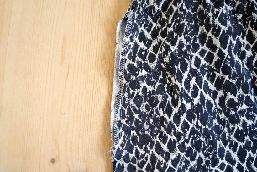 DIY: Sy lommer i din færdigkøbte kjole