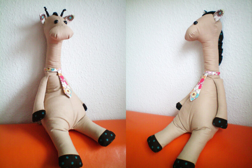 StyleDesignCreate: Giraffen Sigurd