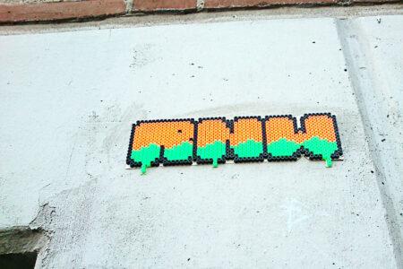 Hama-grafitti