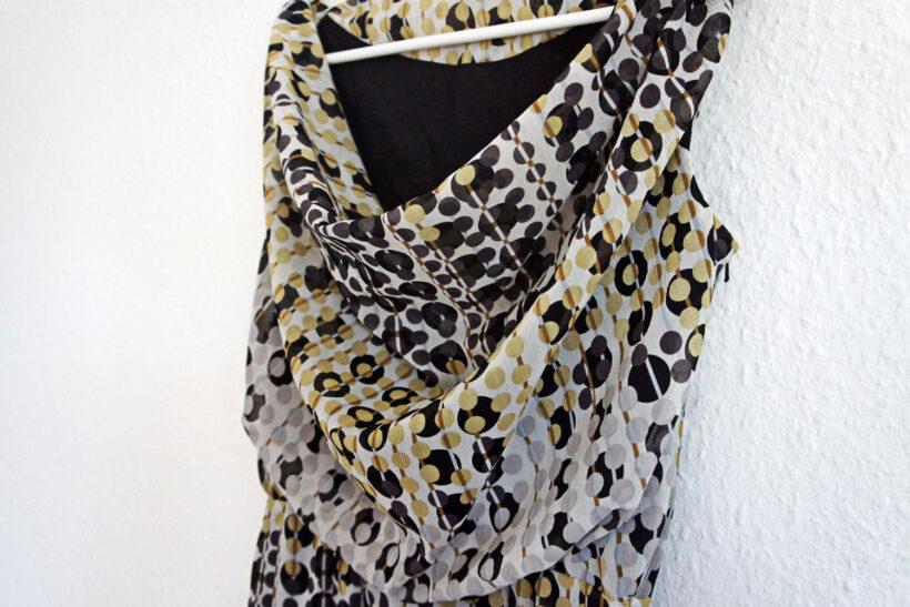 StyleDesignCreate: Kjole med dushede prikker