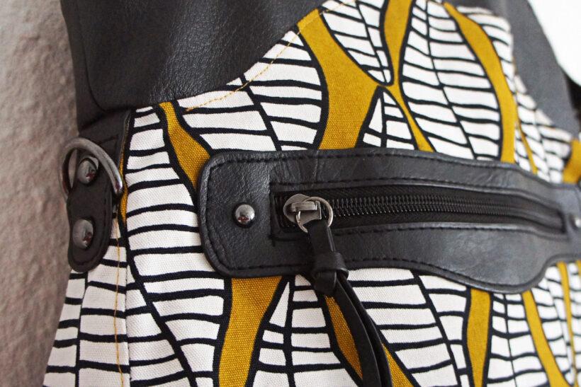 StyleDesignCreate: Karrygul taske