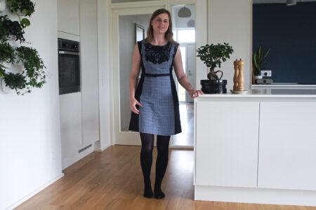 Fra bukser til kjole