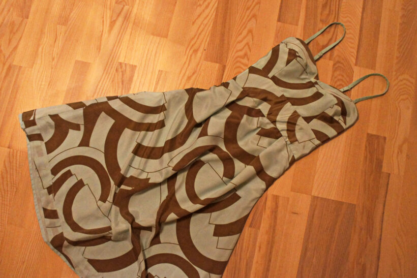 StyleDesignCreate: Mint kjole