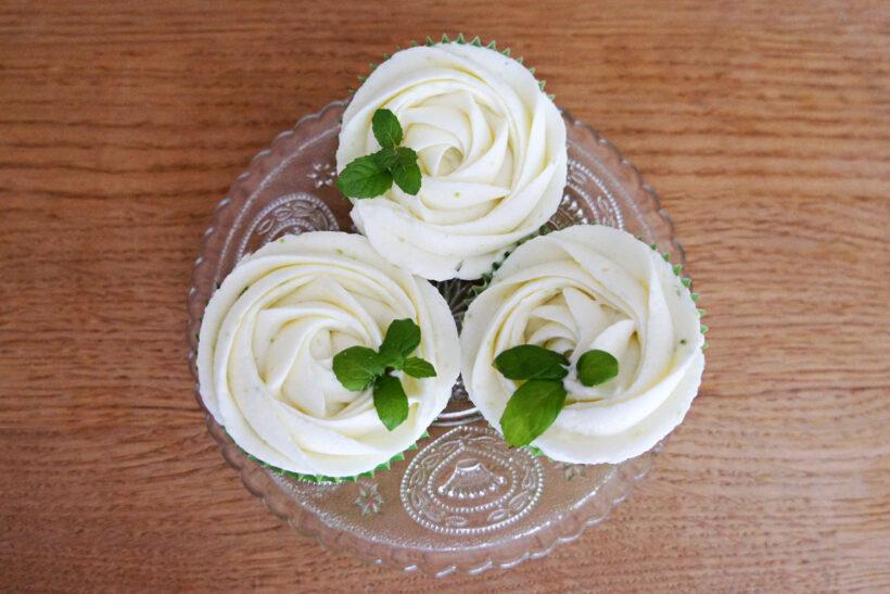StyleDesignCreate: Mojito cupcakes