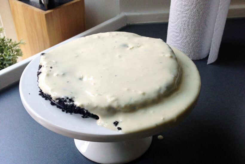 når kagen ikke vil stivne