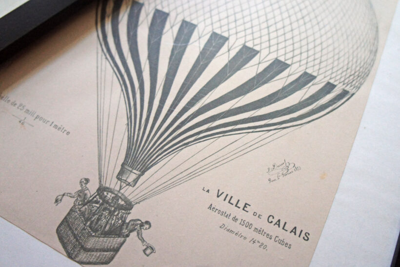 StyleDesignCreate: Print med luftballon
