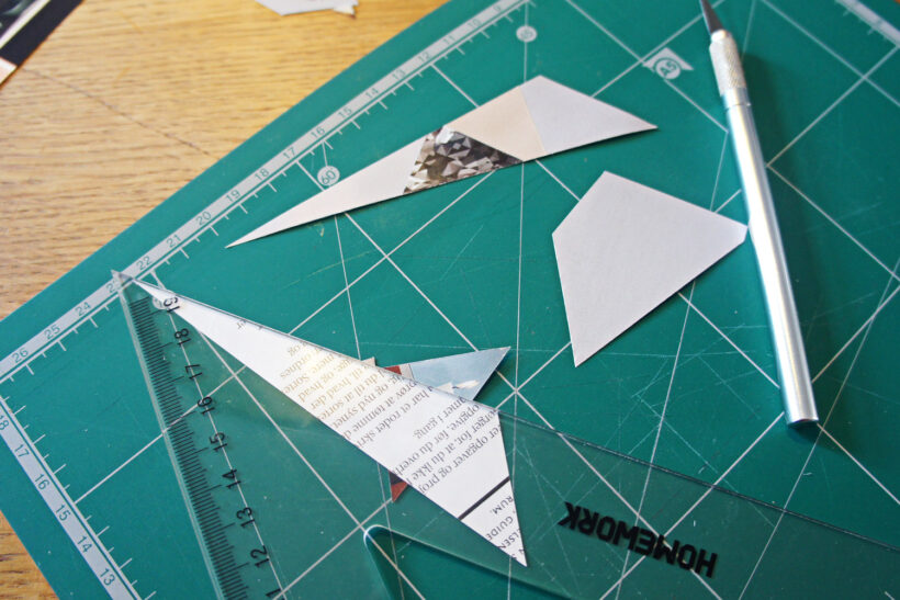StyleDesignCreate: Papirnusseri