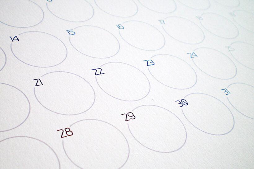 StyleDesignCreate: Gratis kalender-print