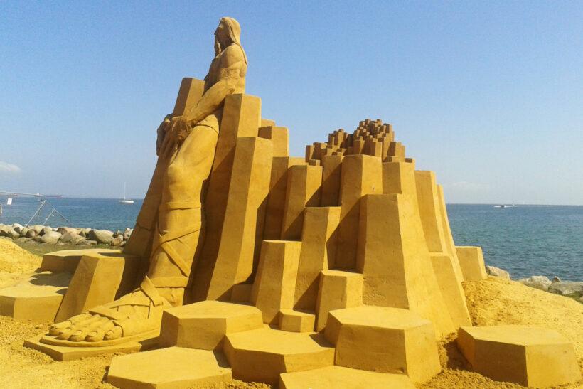 StyleDesignCreate: Sandskulpturfestival