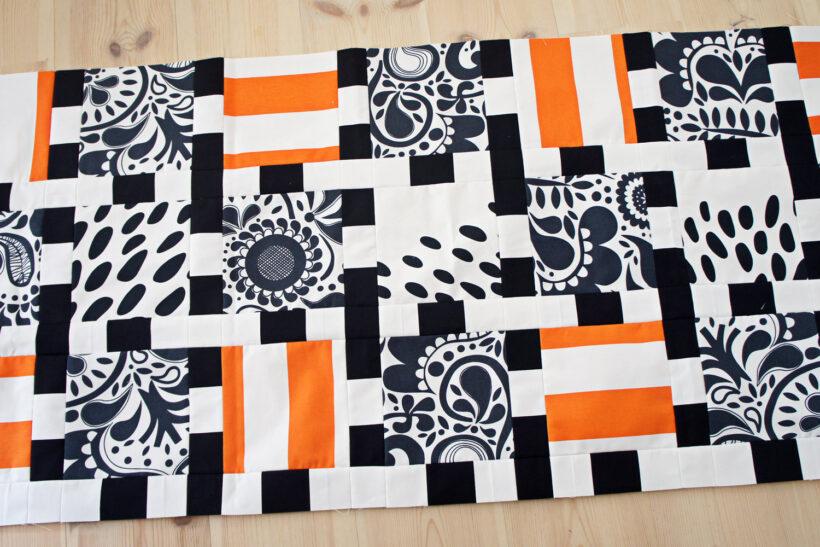 StyleDesignCreate: Patchwork sengetæppe