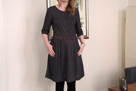 Kjolen med det udefinerbare mønster