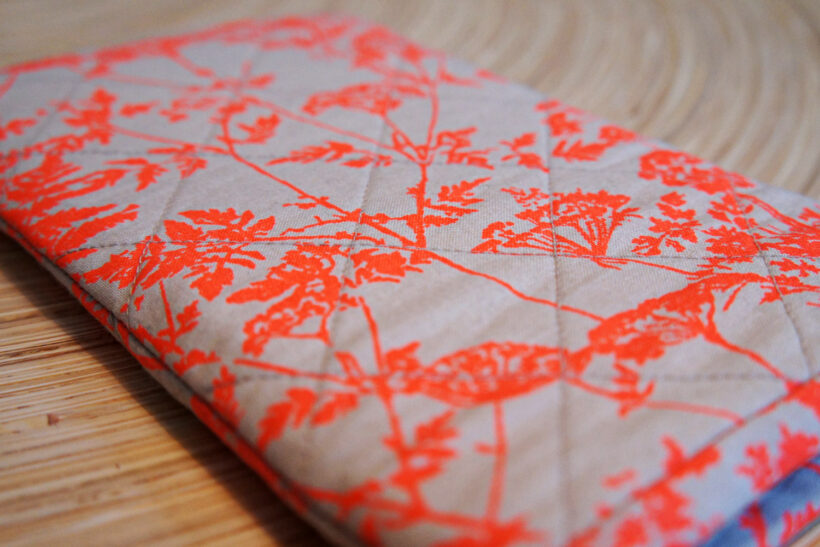 StyleDesignCreate: Quiltet tablet-sleeve