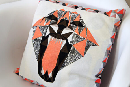 StyleDesignCreate: Tiger pude