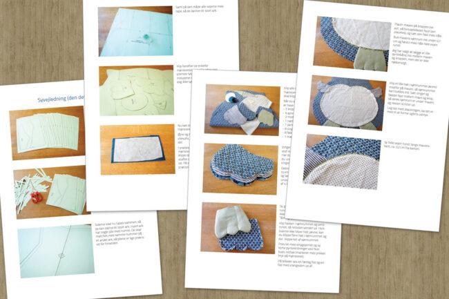 StyleDesignCreate: Vejledning på diy ugletæppe